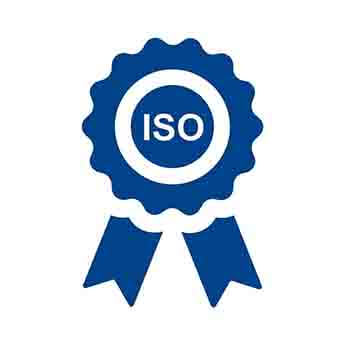 Showcase of our ISO Certifications